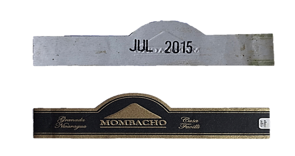 Manufacturer Information For The Aging Of Our Cigars
