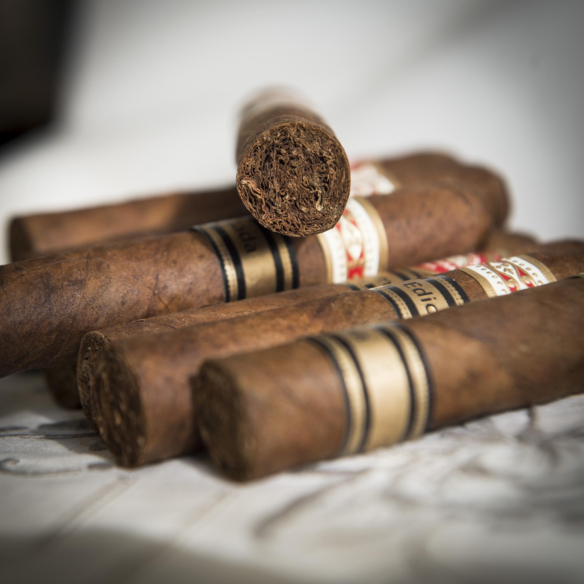 Of Cigar Testing