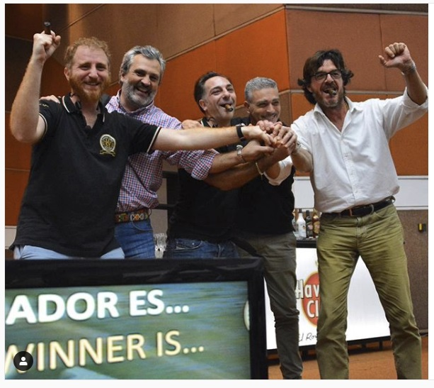 The Habanos World Challenge Champions