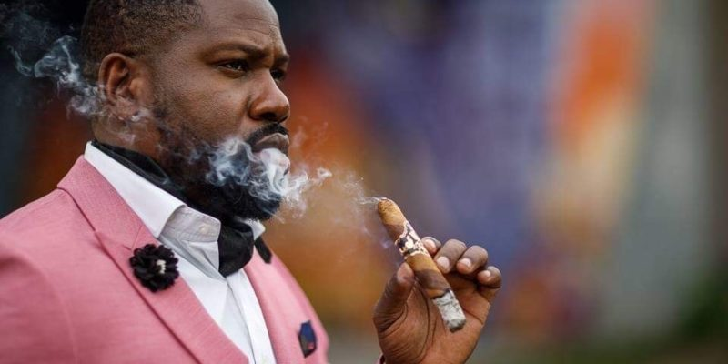 Le sens du cigare pour l'Afrique