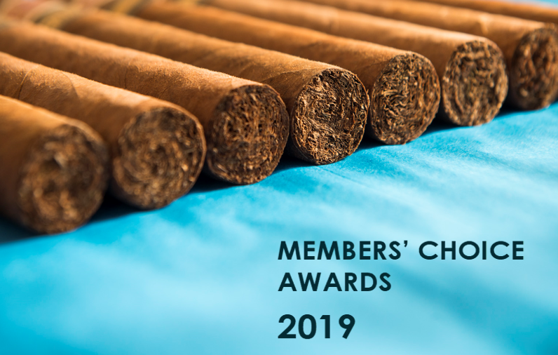 Cigar Sense Members Choice Awards 2019