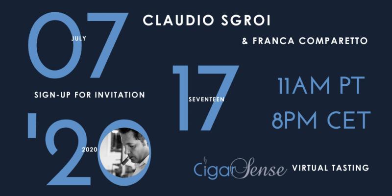 The Cigar Sense Virtual Tastings