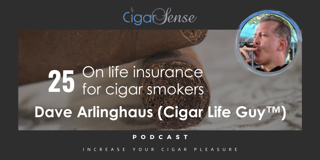 025 : On life insurance for cigar smokers