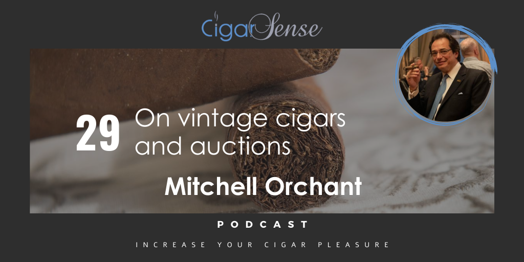 Vintage cigars and auctions