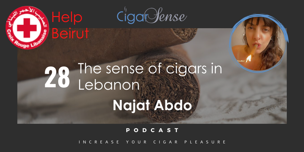 The sense of cigars in Lebanon | Help the Beirut people