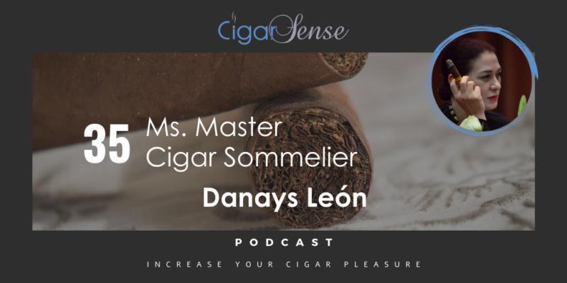 Ms. Master Cigar Sommelier