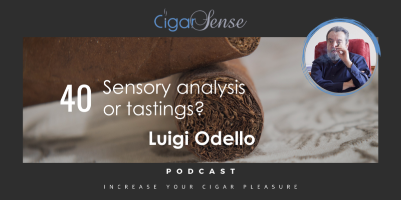 Sensory analysis or tastings?