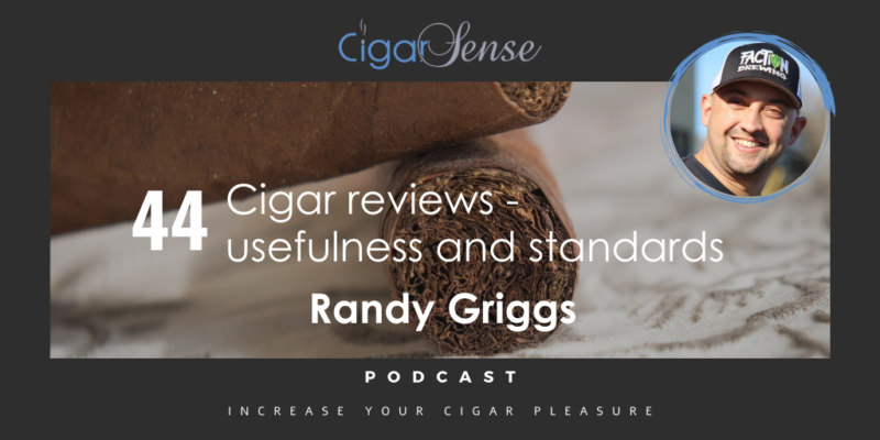 On cigar reviews - usefulness and standards