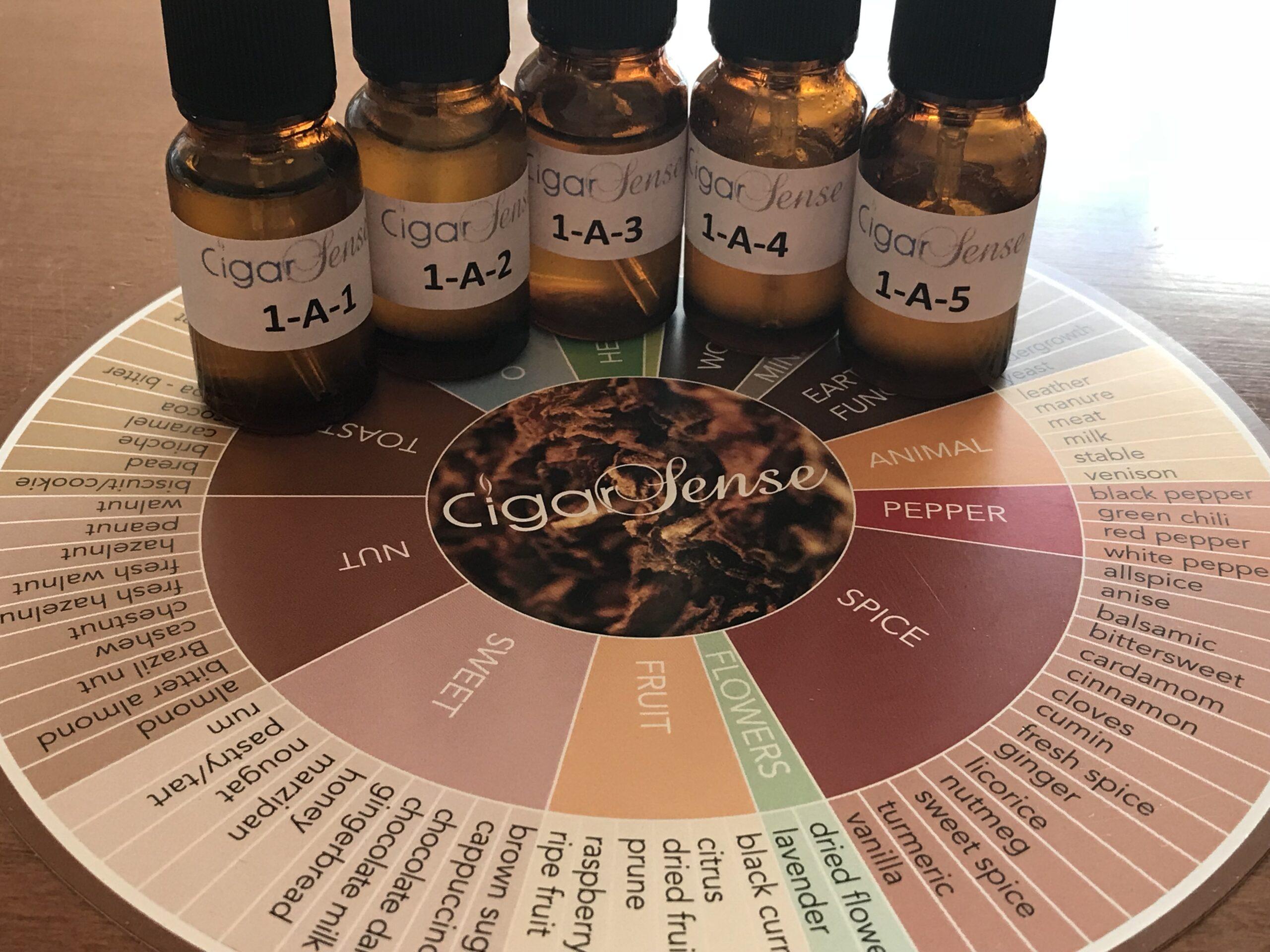 Aroma standards