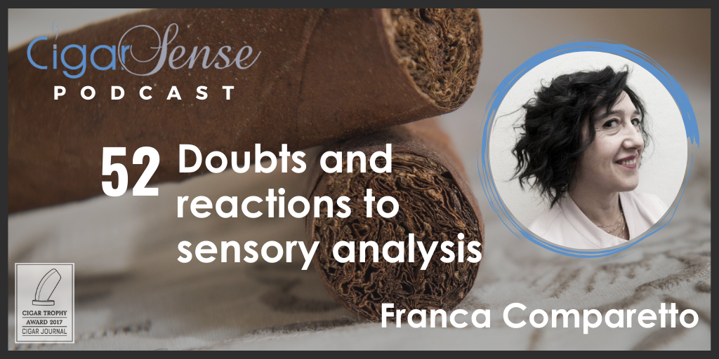Doubts and reactions to sensory analysis