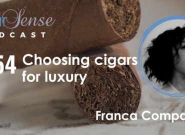 Choosing cigars as luxury products