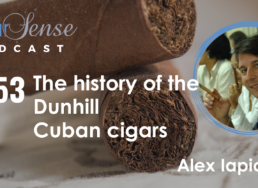 The history of the Dunhill Cuban cigars