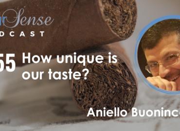 How unique is our taste?