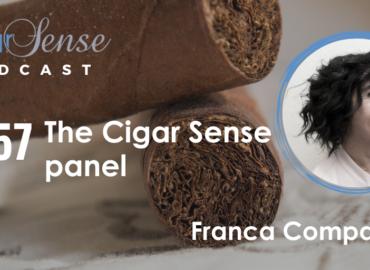 The Cigar Sense panel