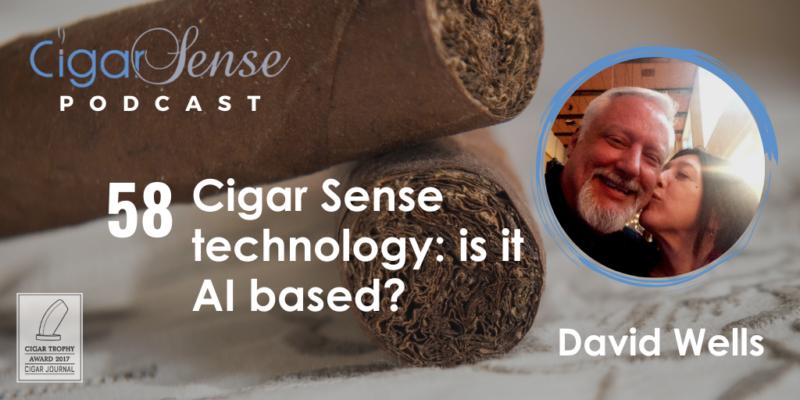 Cigar Sense technology: is it AI based?